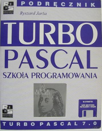 Turbo Pascal 7.0. Szkoła programowania