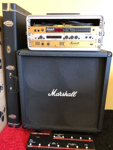 SET Guitarrista - Marshall, Rocktron, Brian Moore