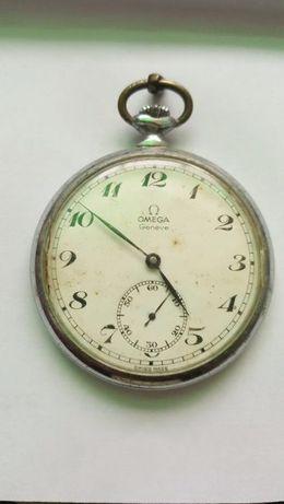 Relógio de Bolso Omega de coleção com quase 100 anos