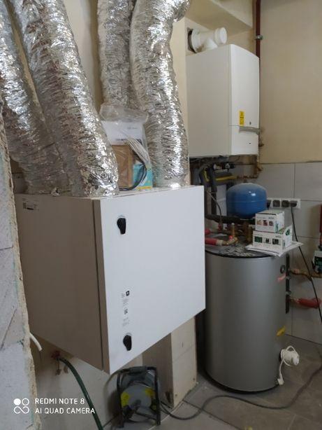 Klimatyzacja , Rekuperacja -sprzedaż - montaż - serwis