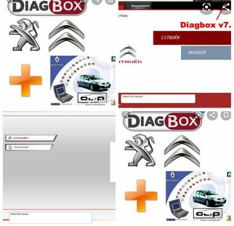 Atualização Diagobox lexia 3  versão 7.83 (8.20)
