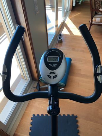 Bicicleta Estática (Como Nova)