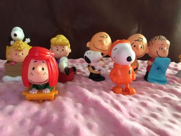 МакДональдз Снупі Чарлі  та його друзі (іграшки з хепі міла)