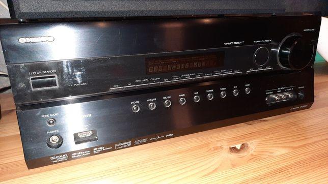 Amplituner av 7.1 Onkyo TX-SR607