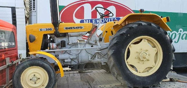 Ciągnik Traktor C330 C-330 Zarejestrowany! Ursus Zetor