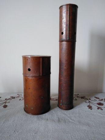 Stare niemieckie puszki po kawie
