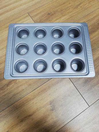 Forma na muffinki blacha do pieczenia Ikea