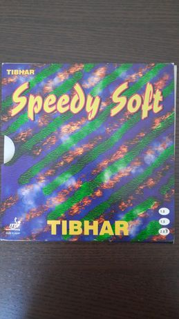 Borracha ténis de mesa tibhar speedy soft 2.0 picos de ataque