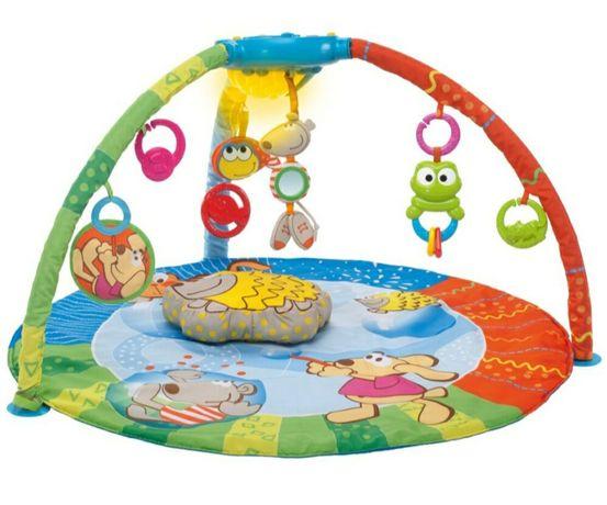 Развивающий коврик Chicco Bubble Gym