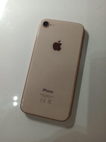 Смартфон Apple IPhone 8 64gb Rose Gold. Состояние нового!