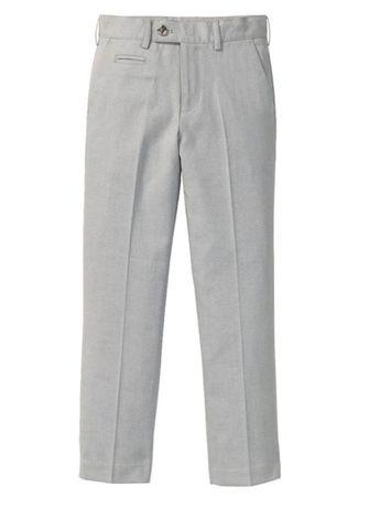 NOWE spodnie eleganckie na kantkę od garnituru chłopiec 152 cm
