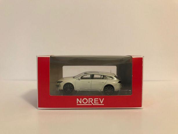 Miniatura Peugeot 508 SW NOREV 1:64.