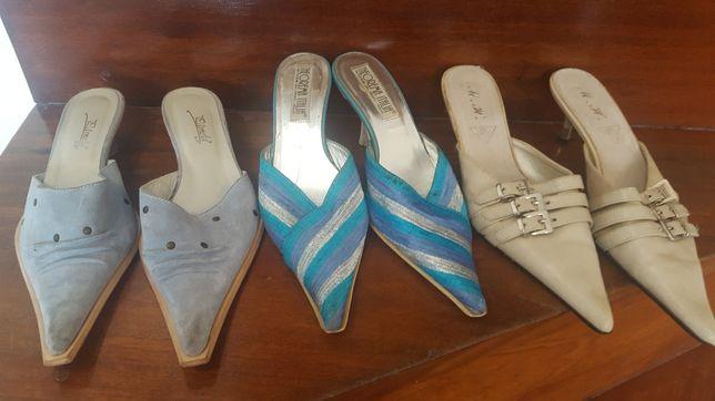Sandálias e socas