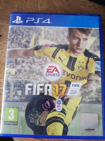 Gra FIFA 17. NA PS4