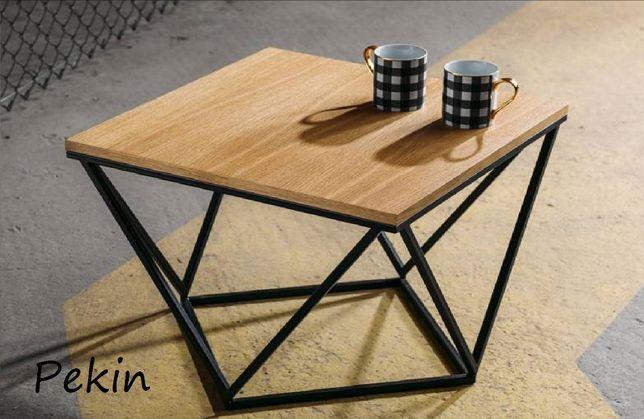 Nowoczesny stolik kawowy loft OKAZJA !!!