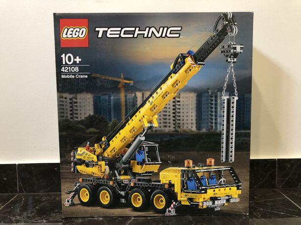 Акція !!! Конструктор LEGO Technic Передвижной кран (42108) Новий !