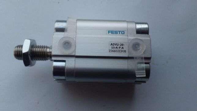 Cilindro compacto Festo ADVU-20-15-A-P-A novo.
