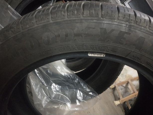 Opony letnie Goodyear 225/55/19 SUV 2017 r bieżnik 7m