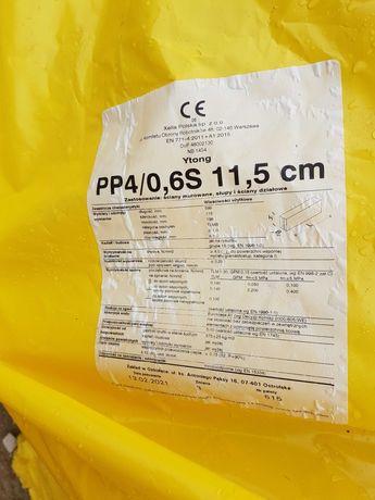YTONG PP4 / 0,6 S 11,5 cm