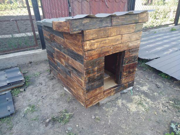 буда, будка для собаки