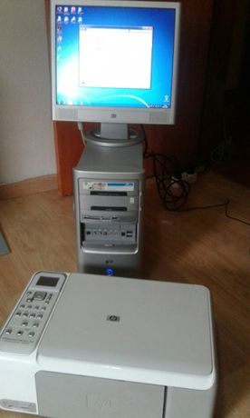 Torre . P.c. monitor impressora