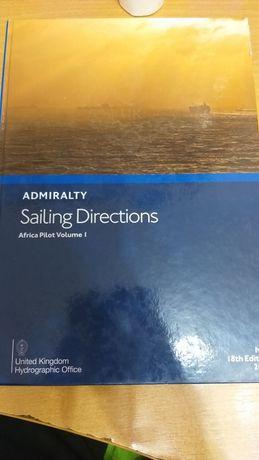 Admiralty Sailing Directions ( Africs Pilot Volume 1)