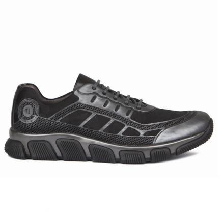 Кожаные кроссовки TJ Collection