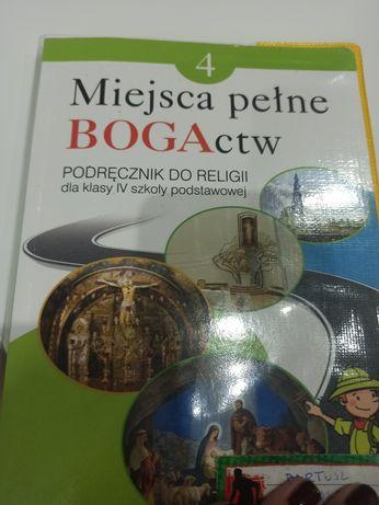 Podręcznik do religii kl IV