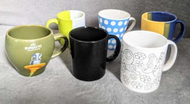 Лот керамических чашек