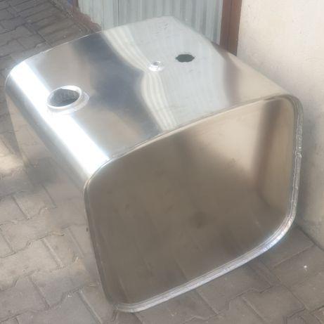 zbiornik scania 240 litrów aluminium
