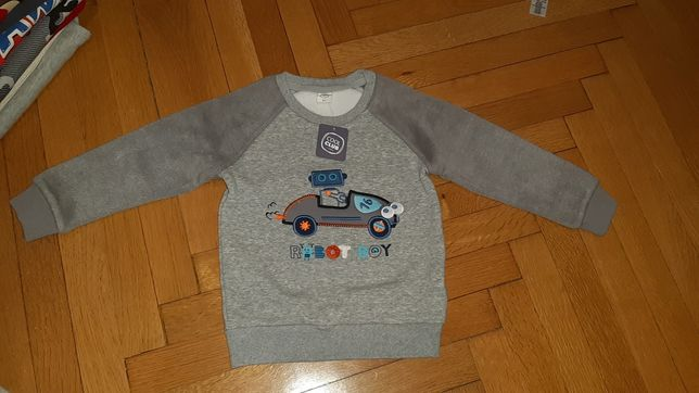 Bluza Cool club robot auto