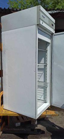 Шкаф холодильный Polair б/у., Глухой однодверный шкаф бу