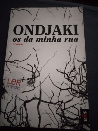 Os da minha rua de Onjaki e O meu primeiro álbum de poesia