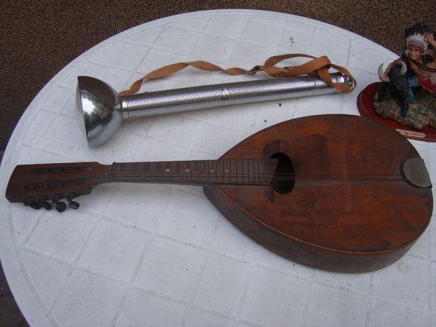 mandoliny 2 sztuki z okresu PRL