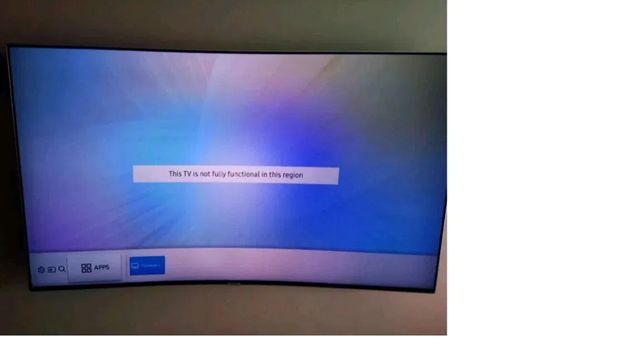 Розблокування smart hub зміна локації samsung smart tv!