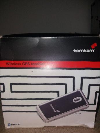 GPS TomTom receiver/ Bluetooh