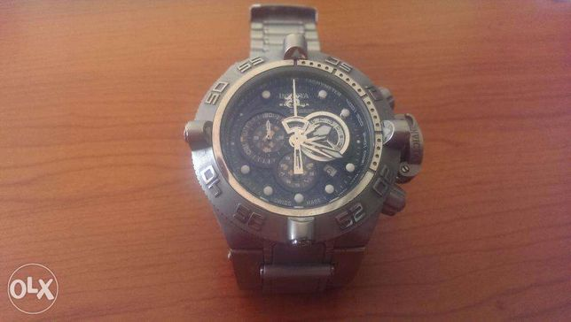 Invicta Subaqua Noma IV model no 6555