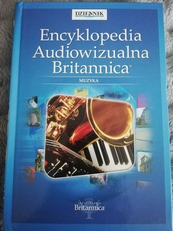 Encyklopedia Audiowizualna Britannica - Muzyka