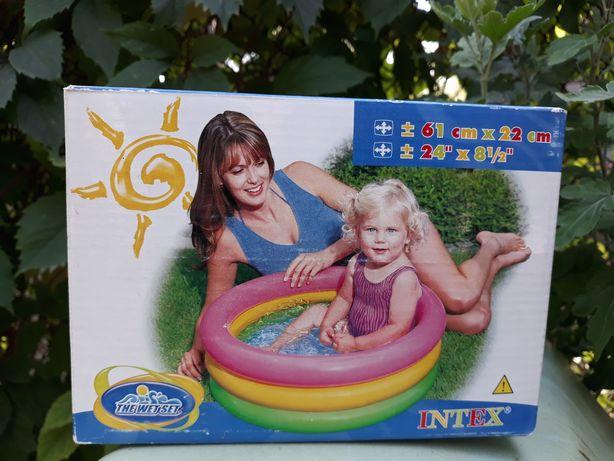 Продаю бассейн надувной.