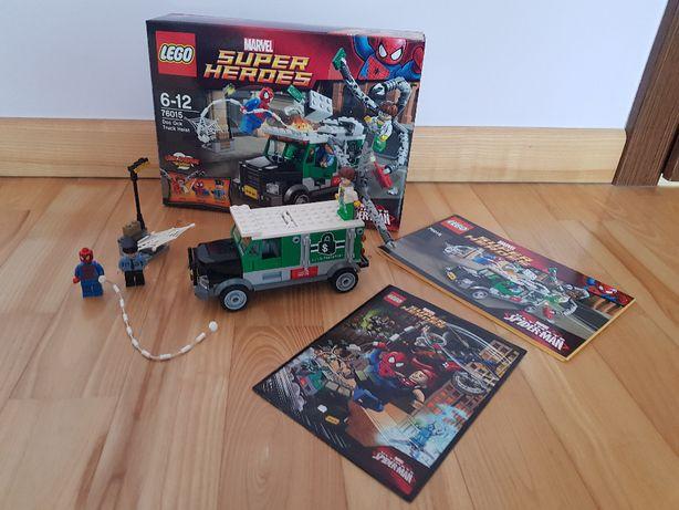 LEGO® 76015 Marvel Super Heroes Doc Ock™ - napad ciężarówką LEGO® 7601