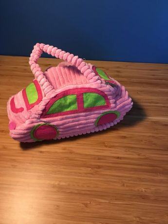 Malinha carro nova