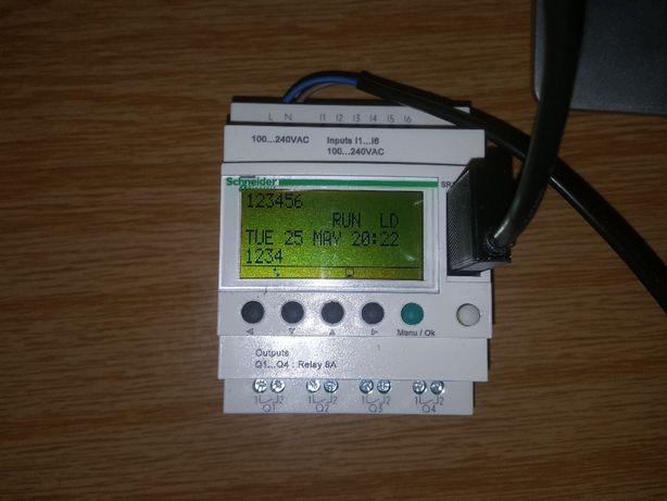 Kabel USB do Crouzet millenium 3 ,pasuje do schneider Zelio SR2, SR3