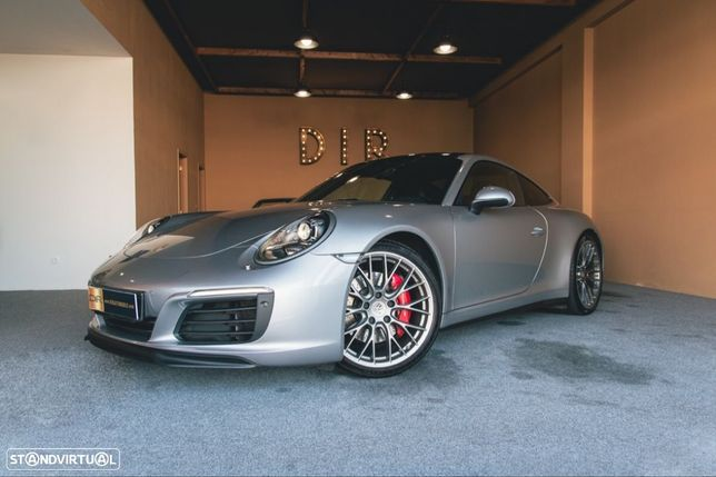 Porsche 911 Carrera 4 S PDK