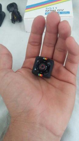Szpiegowska Dyskretna Mini Kamera FULL HD 1080p 12MP na Ruch i Noc