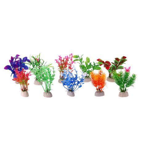 Sztuczna roślina wysokość 8-10cm