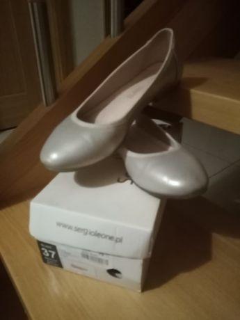 Buty dziewczynka 37
