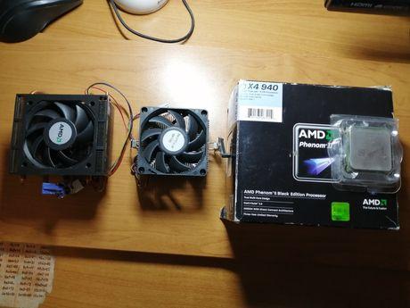 Procesor AMD Phenom II X4 940 + chłodzenie oraz GRATISY!