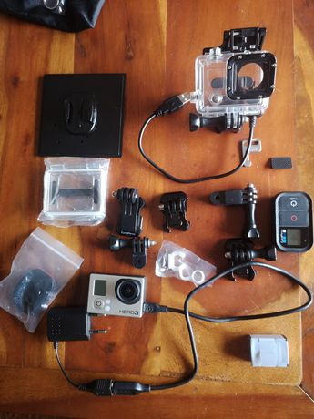 Gopro hero3 impecave