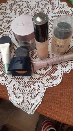 Kiko, Dior, MAC, Mally, Lumene