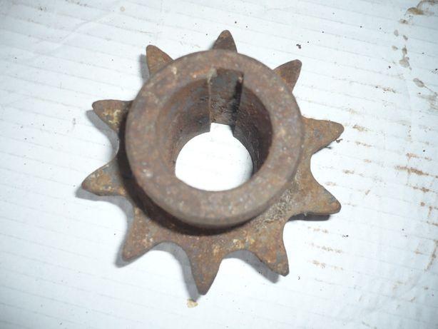 Koło łańcuchowe Z-10 Q 35 do kolekcji 1 cal stalowe